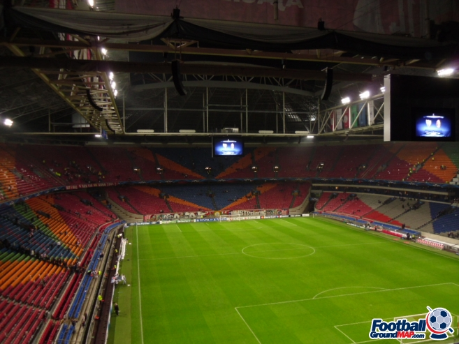A photo of Johan Cruyff Arena (Amsterdam Arena) uploaded by smithybridge-blue