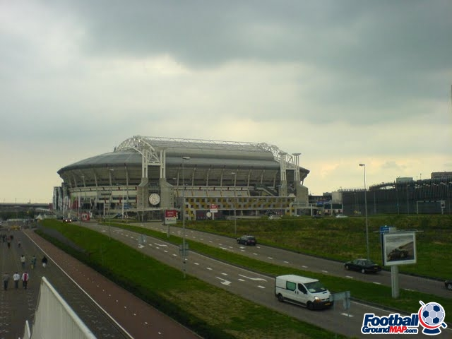 A photo of Johan Cruyff Arena (Amsterdam ArenA) uploaded by snej72