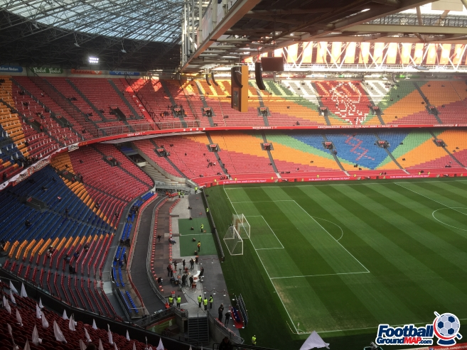 A photo of Johan Cruyff Arena (Amsterdam Arena) uploaded by andy-s