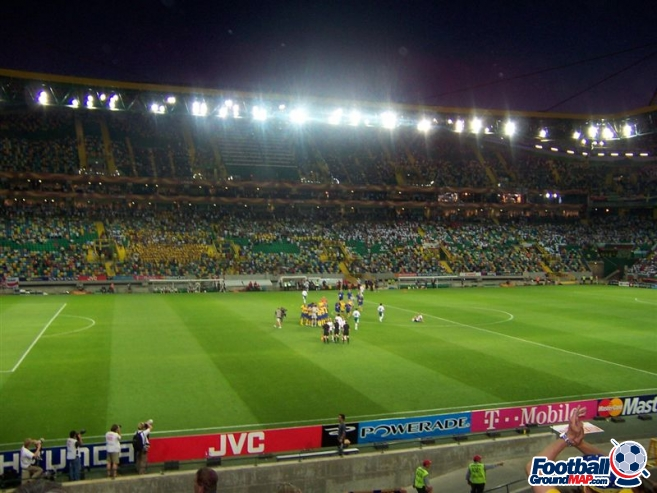 A photo of Jose de Alvalade XXI uploaded by watesie