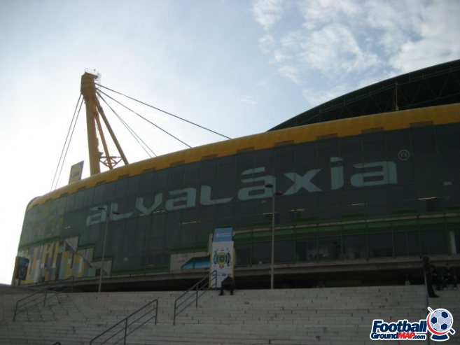A photo of Jose de Alvalade XXI uploaded by facebook-user-100186