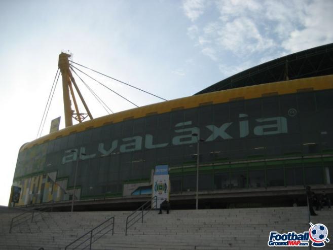 A photo of Jose de Alvalade XXI uploaded by facebook-user-100186