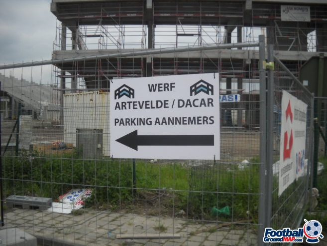 A photo of Jules Ottenstadion uploaded by wolfje1510