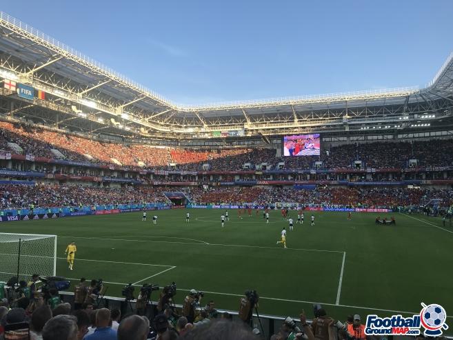 A photo of Kaliningrad Stadium uploaded by ycsyfduya