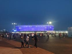 An image of Kaliningrad Stadium uploaded by ycsyfduya