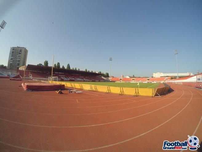 A photo of Karadore Stadium uploaded by briza25