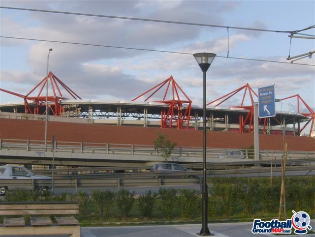A photo of Karaiskakis Stadium uploaded by minni