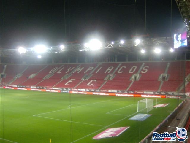 A photo of Karaiskakis Stadium uploaded by minni