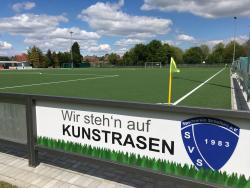 Katzenbauer-Stadion - Neuer Kunstrasenplatz