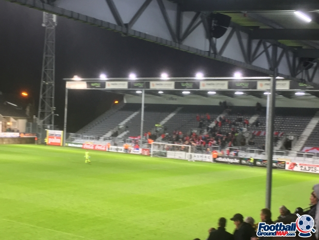 A photo of Kehrwegstadion uploaded by andy-s