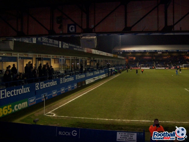 A photo of Kenilworth Road uploaded by chunk9