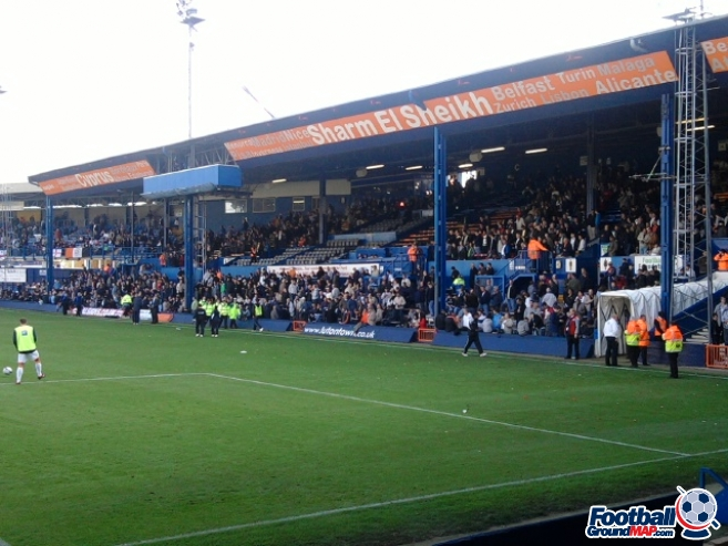 A photo of Kenilworth Road uploaded by scot-TFC