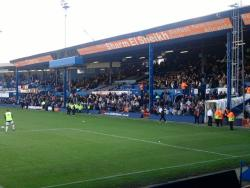 An image of Kenilworth Road uploaded by scot-TFC