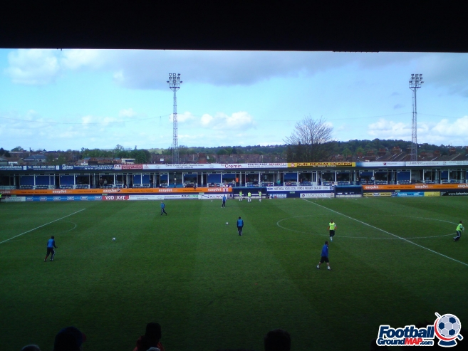 A photo of Kenilworth Road uploaded by biscuitman88