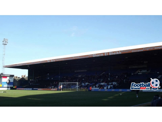 A photo of Kenilworth Road uploaded by davielaird