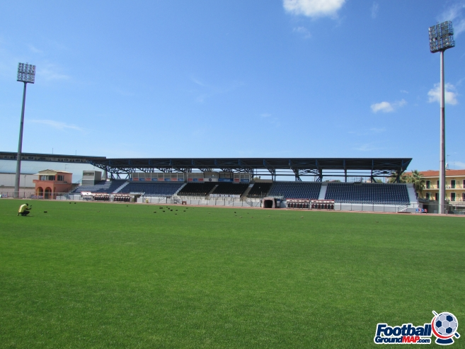 A photo of Kerkyra Stadium uploaded by borostockton