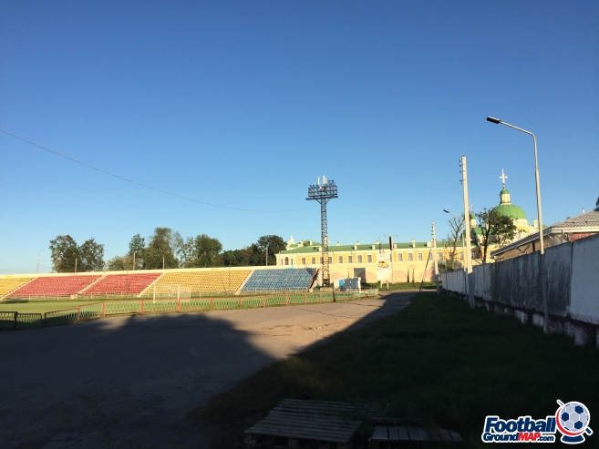 A photo of Khimik Stadium uploaded by robhofman