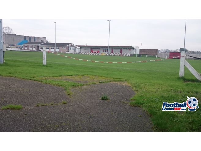 A photo of Kimberley Stadium uploaded by biscuitman88