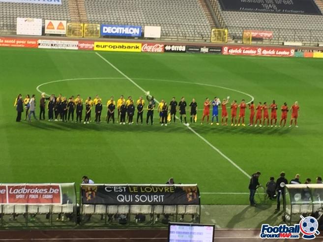 A photo of King Baudouin Stadium (Heysel Stadium) uploaded by andy-s