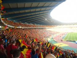 An image of King Baudouin Stadium (Heysel Stadium) uploaded by facebook-user-100186