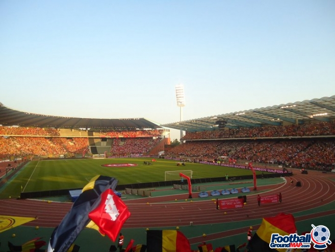 A photo of King Baudouin Stadium (Heysel Stadium) uploaded by facebook-user-100186