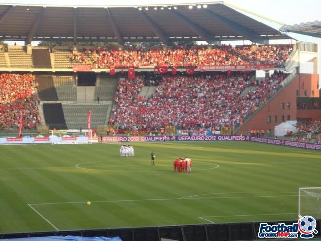 A photo of King Baudouin Stadium (Heysel Stadium) uploaded by facebook-user-100186