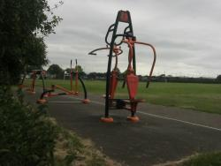 An image of King George Playing Fields uploaded by chorley