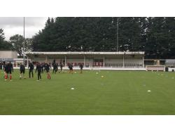 An image of King George V Ground uploaded by phibar