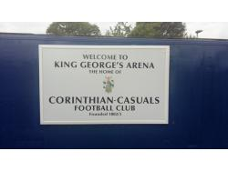 An image of King George's Field uploaded by oldboy
