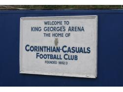 An image of King George's Field uploaded by johnwickenden