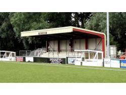 An image of Kings Marsh Stadium uploaded by arsenet