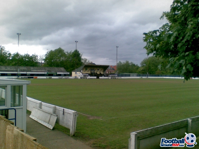 A photo of King's Marsh Stadium uploaded by beershrimper