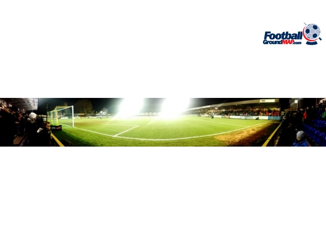 A photo of Kingsmeadow (Cherry Red Records Stadium) uploaded by oldboy