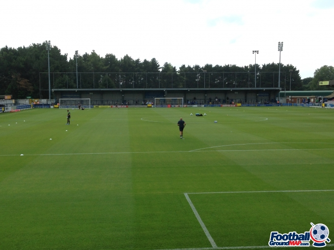A photo of Kingsmeadow (Cherry Red Records Stadium) uploaded by bha52