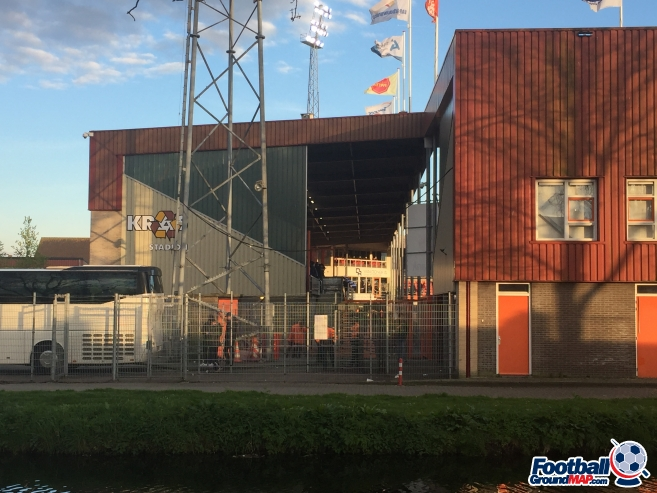A photo of Kras Stadion uploaded by andy-s