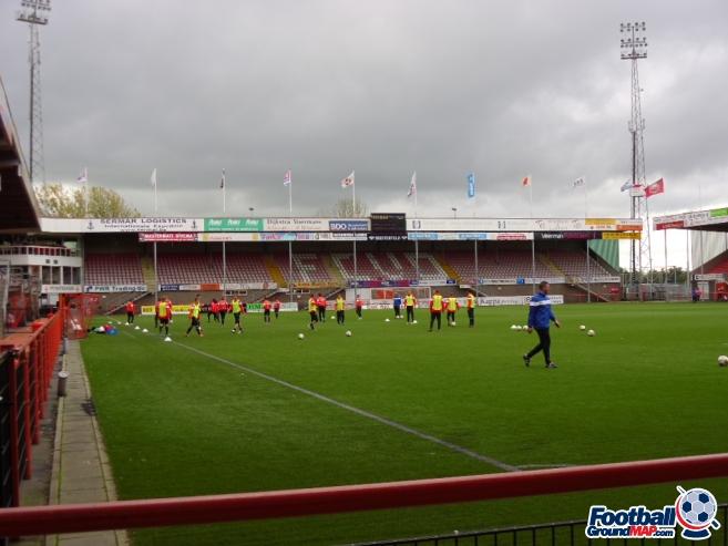 A photo of Kras Stadion uploaded by smithybridge-blue