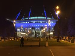 Krestovsky Stadium (St Petersburg Stadium)
