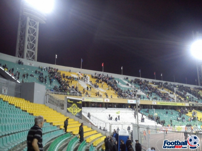 A photo of Kuban Stadium uploaded by paulo11smith