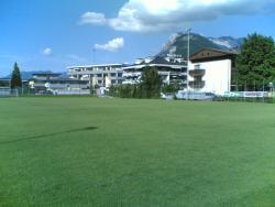 Kufstein Arena - Nebenplatz Naturrasen