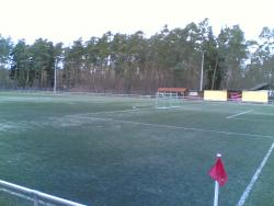 Kunstrasenplatz FC Sandhausen