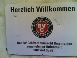 Kunstrasenplatz Sportplatz BV Grafrath Flockertsholzer Weg