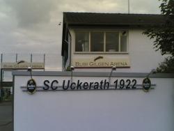 Kunstrasenplatz Uckerath