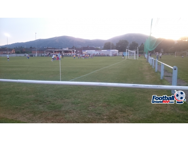 A photo of Langland Stadium uploaded by biscuitman88