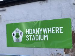An image of Langland Stadium uploaded by baggiewire