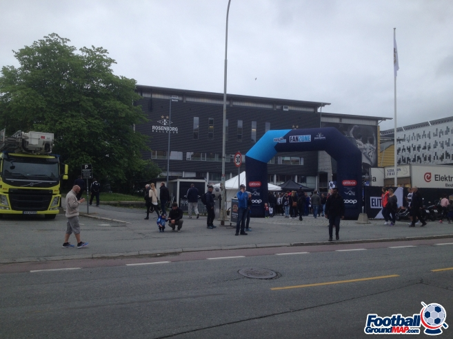 A photo of Lerkendal Stadion uploaded by tom-offord