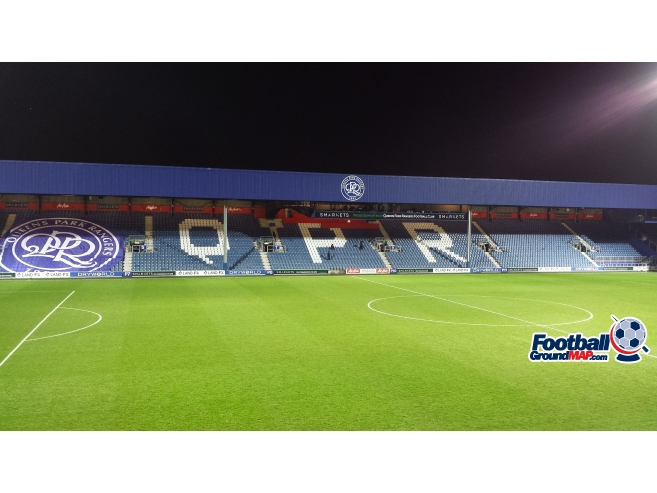 A photo of Loftus Road uploaded by Biff10