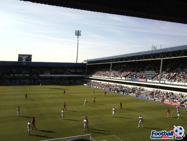 A photo of Loftus Road uploaded by blueandwhite