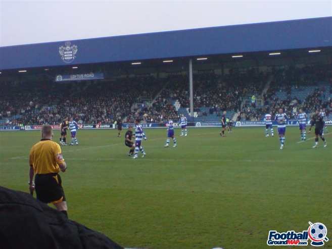 A photo of Loftus Road uploaded by machacro