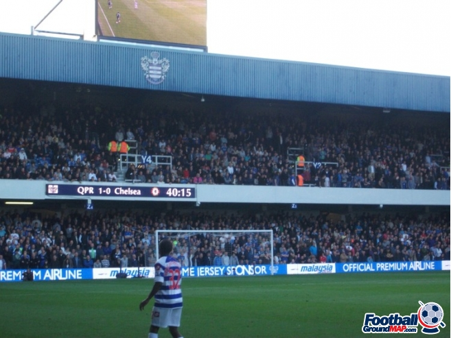 A photo of Loftus Road uploaded by walkerboii