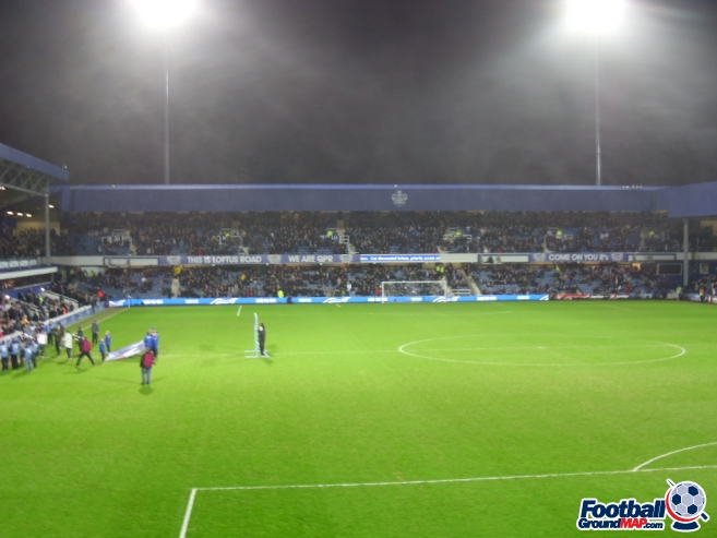 A photo of Loftus Road uploaded by smithybridge-blue